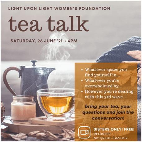 tea talk banner